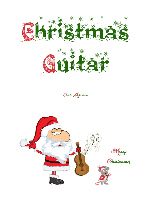 Christmas Guitar Sheethub