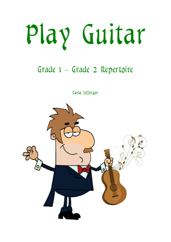 Play guitar grade 1 2 repertoire.compressed