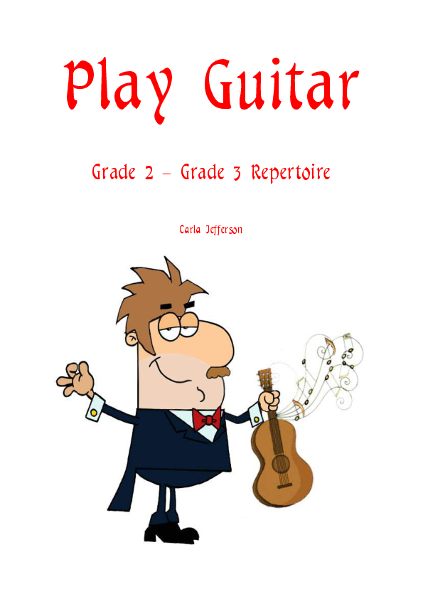 Play guitar grade 2 3 repertoire.compressed
