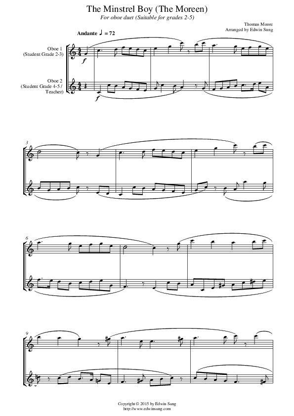 Oboeduet