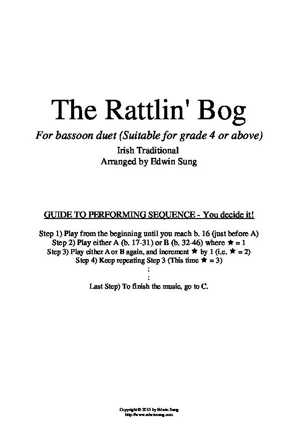 Bassoonduet