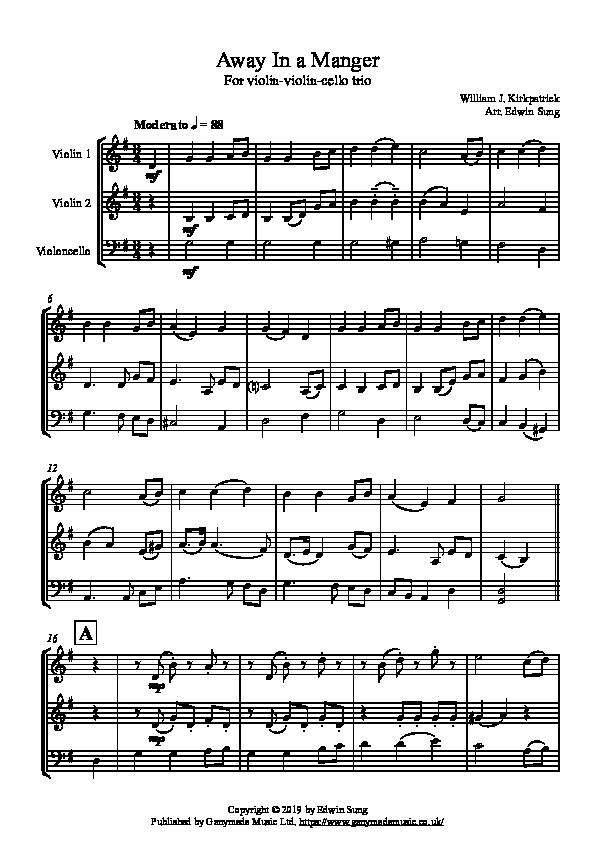 Violinviolincello